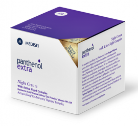 Panthenol Extra Night Cream 50ml