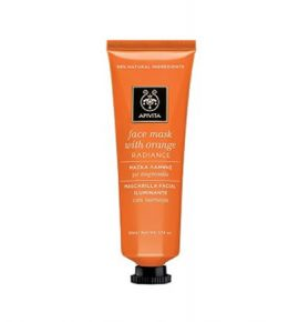 Apivita Face Mask with Orange 50ml