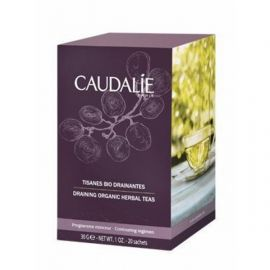 Caudalie Draining Herbal Teas 20 Φακελάκια