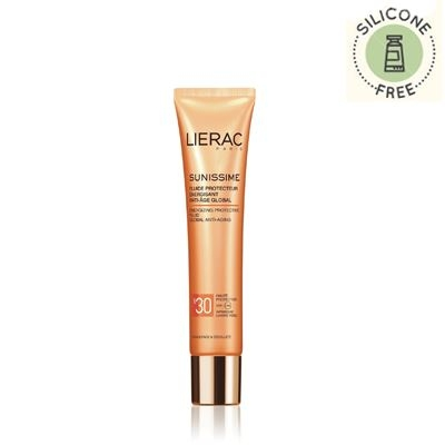 Lierac Sunissime Energizing Protective Fluid Global Anti Aging SPF30 40ml