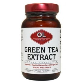 Olympian Labs Green Tea Extract 500mg 60 tabs