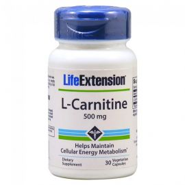 Life Extension L-Carnitine 30caps