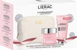 ΠΡΟΣΦΟΡΑ LIERAC ΣΕΤ HYDRAGENIST GEL CREME HYDRATANT 50ML & MASQUE HYDRATANT 75ML