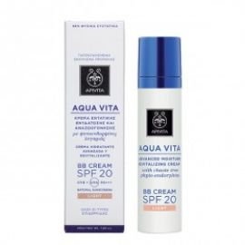 Apivita Aqua Vita BB Cream SPF20, 40ml