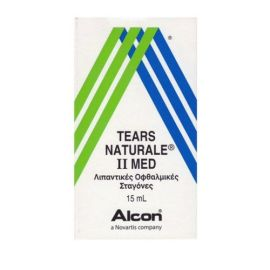 Alcon Tears Naturale Free II Med 15ml