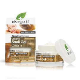 Dr. Organic Snail Gel Face cream 50 ml