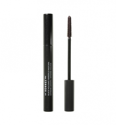 Korres Black Volcanic Minerals Professional Lenght Mascara 03 Brown Plum 7.5ml