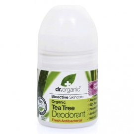 Dr.Organic Tea Tree Deodorant 50ml