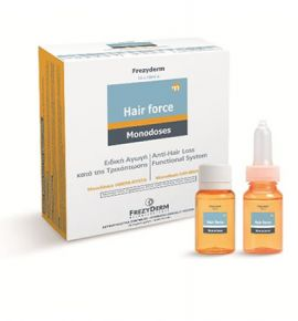 Frezyderm Hair Force Monodose Day/Night 14 x 10 ml