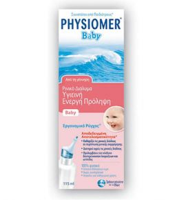 Physiomer Baby 115 ml spray